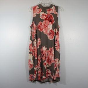 MTS Flower Dress Size Small